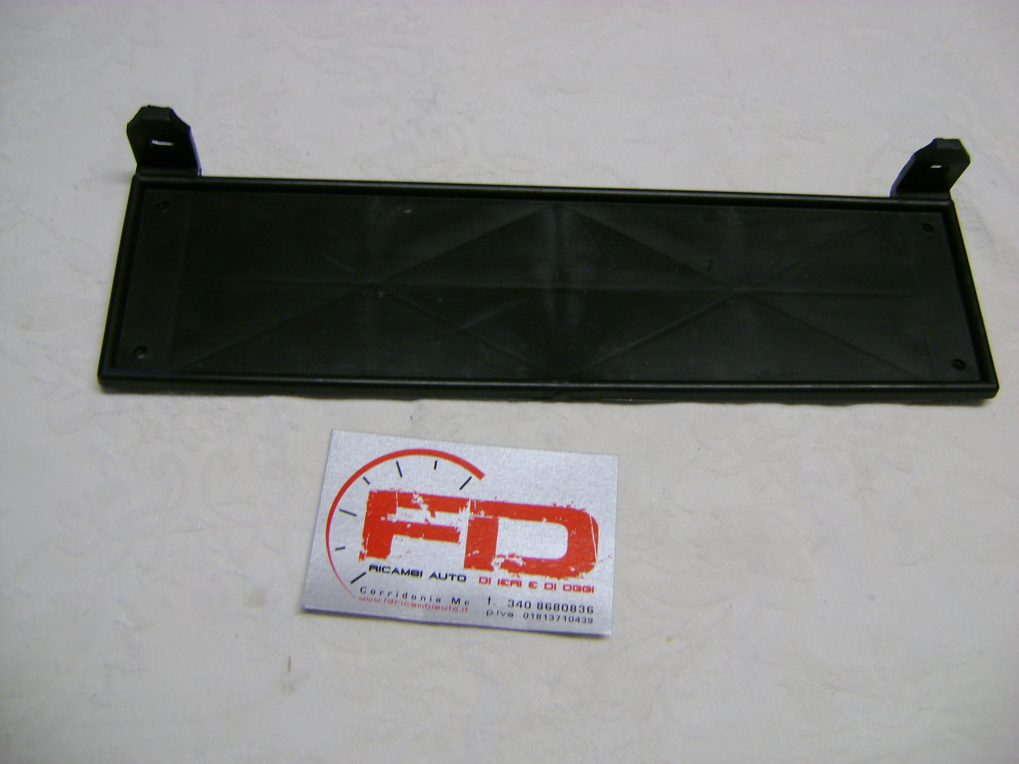 Porta targa anteriore fd ricambi auto di ieri e di oggi - Replica porta a porta di ieri ...